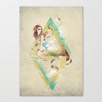 CleoARTra Canvas Print