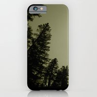 iPhone & iPod Case featuring Walking Under Trees by Julie