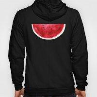 Fresh Watermelon Hoody