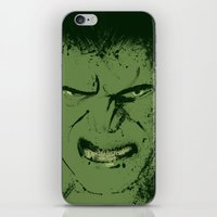 Incredible iPhone & iPod Skin
