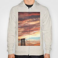 Sunsets Over Brooklyn Hoody