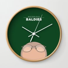 Walter White Wall Clock