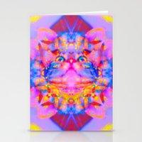 Funky Reincarnation-Lady Jasmine Stationery Cards