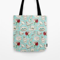 Wear To Wonderland – S… Tote Bag