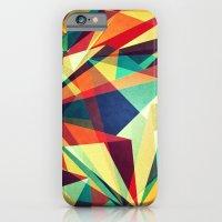iPhone & iPod Case featuring Broken Rainbow by VessDSign