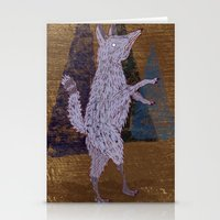 COYOTE Stationery Cards