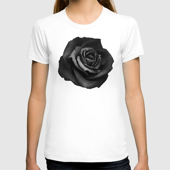 Fabric Rose T-shirt
