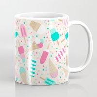 Ice cream party Mug