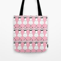 Ballerinatrooper Tote Bag