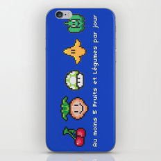 Geek Food iPhone & iPod Skin