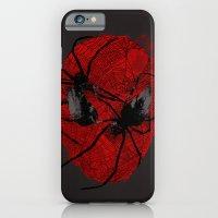 Crawly Eyes iPhone 6 Slim Case