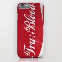 iPhone & iPod Case featuring Tru:Blood by Karolis Butenas
