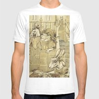 Cinderella Part I Mens Fitted Tee White SMALL