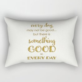 Rectangular Pillow - Every day- on white - Better HOME