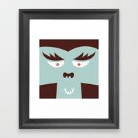 The Monster Club - Monst… Framed Art Print