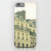 New Year In Paris iPhone 6 Slim Case