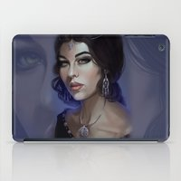 Morgana LeFay iPad Case