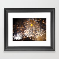Efflorescence 18 Framed Art Print