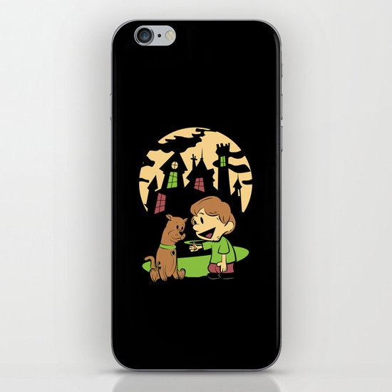 Shaggy n Scoob iPhone & iPod Skin