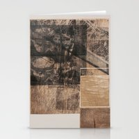 WOOD/PAPER Stationery Cards