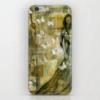 Seeker Of Truth iPhone & iPod Skin