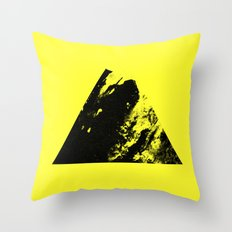 Why... Throw Pillow