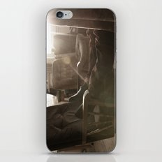 Grounding iPhone & iPod Skin