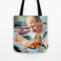 The Slippery Slide Tote Bag