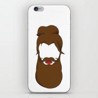 Ashlyn iPhone & iPod Skin