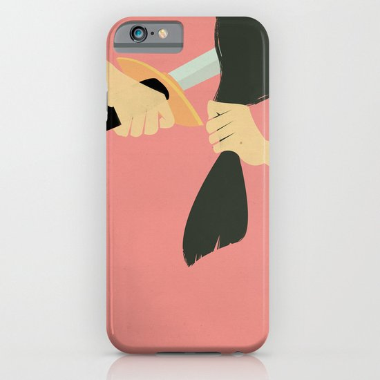 Mulan iPhone & iPod Case