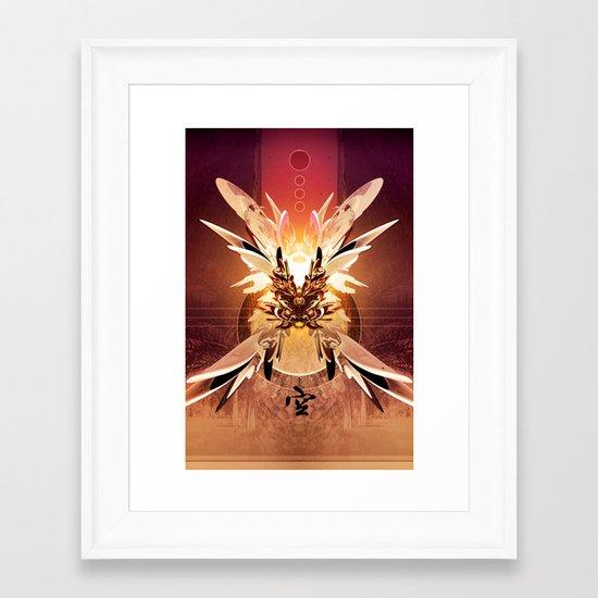 Krysaliss Framed Art Print