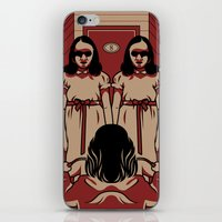 Dark Symmetry iPhone & iPod Skin