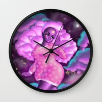 You Can Lump Off Now ! Wall Clock