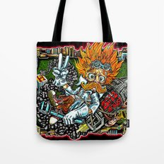 heimerdinger color variant Tote Bag