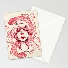 She's the One Stationery Cards