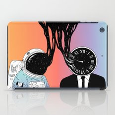 A Portrait of Space and Time ( A Study of Existence) iPad Case