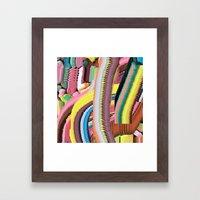 Lucky Charms Framed Art Print