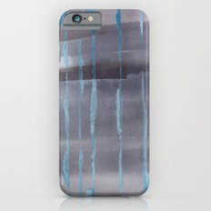 Grey Rain Slim Case iPhone 6s