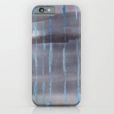 Grey Rain iPhone 6 Slim Case