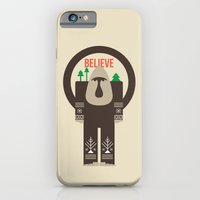 iPhone & iPod Case featuring Believe Skoggs Troll by Michelle Reaney