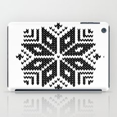 knit flake iPad Case