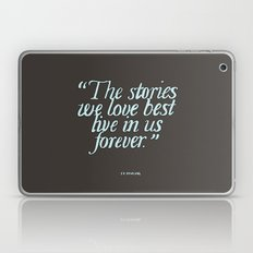 Harry Potter Quote #2 Laptop & iPad Skin