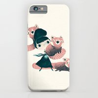 iPhone & iPod Case featuring panda by yohan sacre