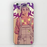 80/90s - A. iPhone & iPod Skin
