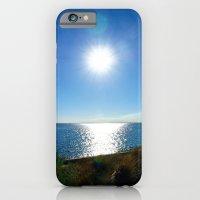 Solitaire Sky iPhone 6 Slim Case