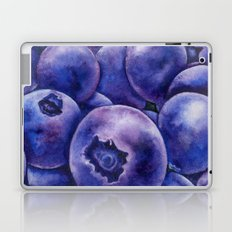 Fresh Blueberries Laptop & iPad Skin