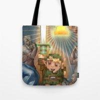 IRL Zelda Link Tote Bag