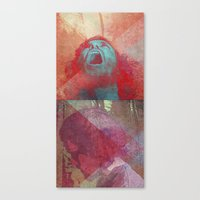 Into Solace Canvas Print