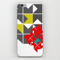 Red Herring iPhone & iPod Skin
