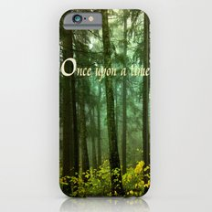 Once upon a time... Slim Case iPhone 6s